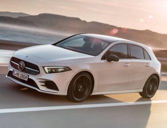 All-new Mercedes-Benz A-Class unveiled
