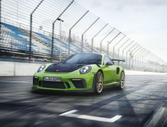 All-new Porsche 911 GT3 RS World Premiere at Geneva Motor Show