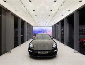 Porsche Studio opened in Beirut