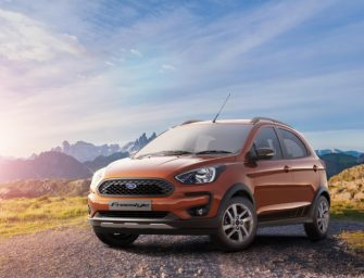 Ford Freestyle: The All-New Compact Utility Vehicle from Ford Debuts in India