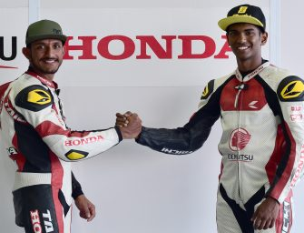 Honda Racing India announced first Indian team at Asia Road Racing Championship