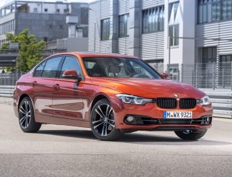 The new BMW 3 Series 'Shadow' Edition launched in India.