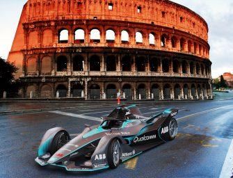 Porsche's entry into Formula E