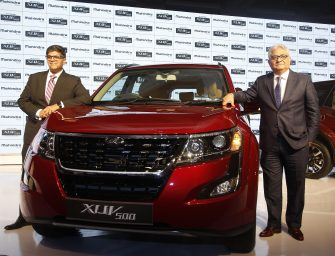 Mahindra launches New XUV500