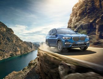 The all-new BMW X3 launched in a petrol variant