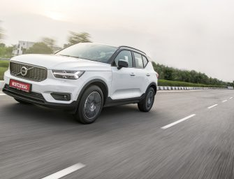 Segment breaker: Volvo XC40 bags 200 bookings within a fortnight of launch