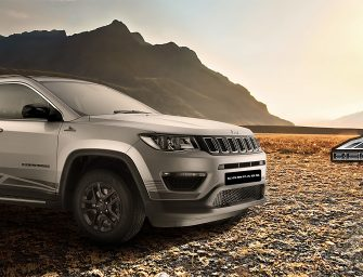 'Bedrock' Limited Edition Marks 25,000 Sales of the Made in India Jeep Compass