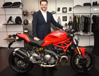 Celebrating 25 years of the Monster Ducati announces the launch of Monster 797+ at the same price as the Monster 797