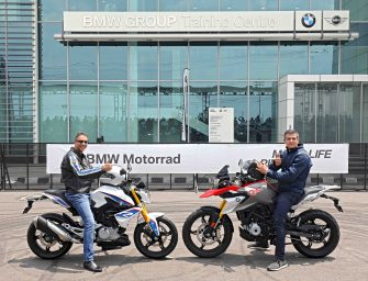 The all-new BMW G 310 R and the all-new BMW G 310 GS launched in India at Rs. 2.99 lakh & Rs. 3.49 lakh respectively