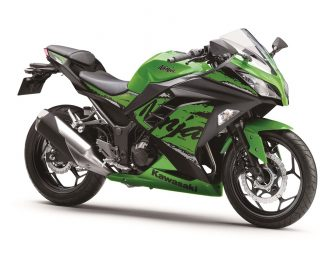 The all new Ninja 300 with ABS launched in India at Rs. 2.98 lakh