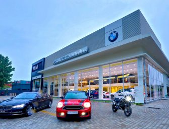 BMW Group launches the BMW Facility NEXT concept in India