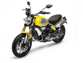 Ducati launches the Scrambler 1100, Special and Sport in India