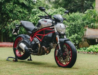 Ducati celebrate 25 years of Monster with a specially customized edition of Monster 797