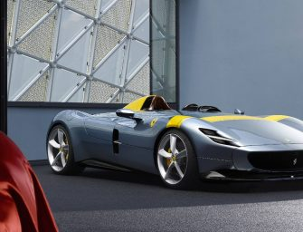 Ferrari unveils new SP1 and SP2 sportscars based on iconic monza models of the past