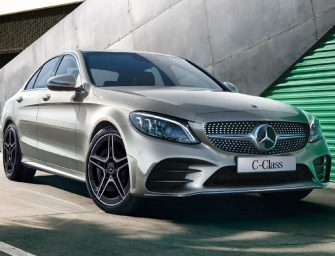 Mercedes Benz India launched New C Class at Rs. 40 Lakh