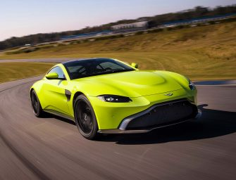 Launched: 2019 Aston Martin Vantage priced at Rs 2.95 crore in India