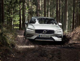 Revealed: Volvo's all-new V60 Cross Country