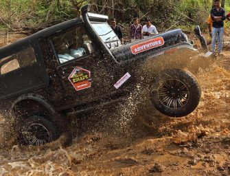 Mahindra Great Escape Concludes Successfully in Sakleshpur