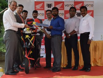 Honda 2Wheelers India cements its footprint in Shared Mobility