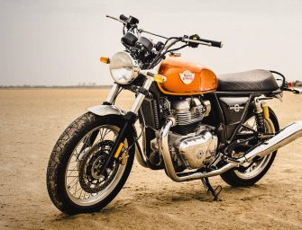 Royal Enfield 650 Twins: The Modern Classic Roadsters that caught the attention of Prince William