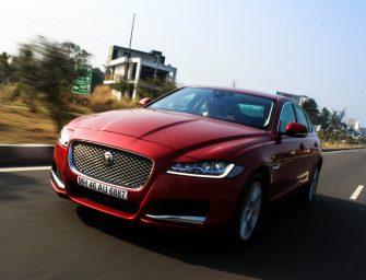 2018 Jaguar XF: Why the 2.0-litre petrol makes a lot of sense