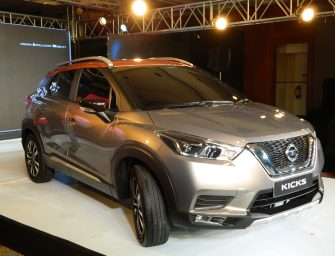 Nissan's Creta rival unveiled: the 'Kicks' is coming soon