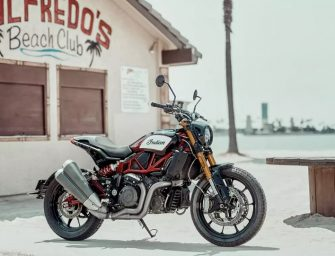All you need to know about the Indian FTR1200 unveiled at Intermot 2018