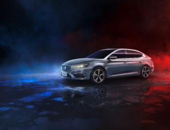 Meet the all-new 3rd Gen MG Motors MG6 Sedan