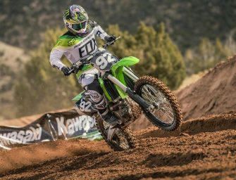 2019 Kawasaki KX250, KX450 and KLX450R launched in India