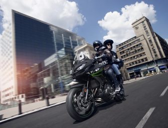 Kawasaki's Versys 650 MY 2019 launched in India at Rs. 6.69 lakh