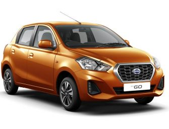 Datsun Go and Go+ facelift revealed and bookings started across India