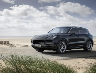 New Porsche Cayenne launched in India