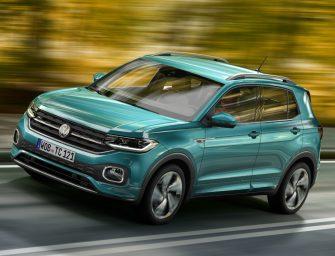 Volkswagen T-cross Revealed