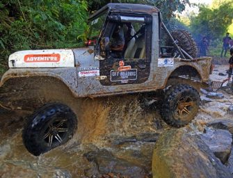 154th Mahindra Great Escape concludes successfully in Wayanad