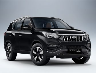 Mahindra launches the Alturas G4: All you need to know