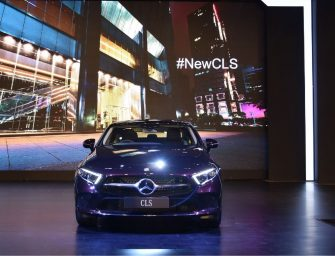 Mercedes CLS launched in India at Rs. 84.7 lakh