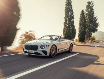 All you need to know about the New Bentley Continental GT Convertible