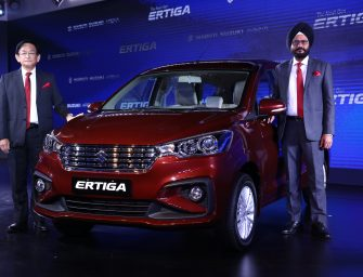 Maruti Suzuki launches New Ertiga at Rs. 7.44 lakh