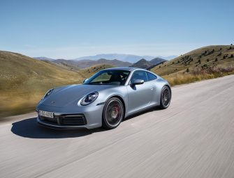 The new Porsche 911 is here!
