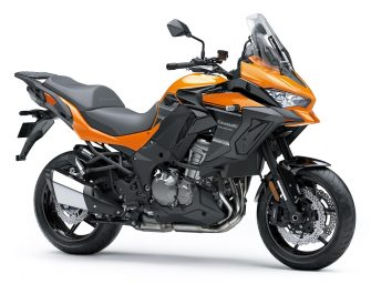 Pre-bookings of Versys 1000 MY2020 open now in India