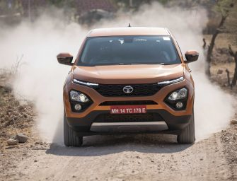 Tata Harrier Review: Head Over Heels