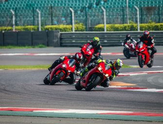 Ducati India announces its first ever Ducati India Race Cup