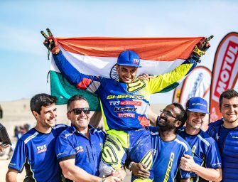 Dakar finisher Aravind KP from Sherco TVS Rally Factory Team sets sight on Dakar 2020