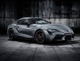 The Fast & Furious New Toyota Supra with 335hp