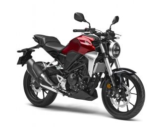 Meet Honda's all-new motorcycle for India – the CBR300R