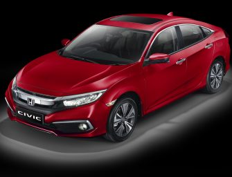 Honda Opens Pre-launch bookings for New 10th Generation Honda Civic