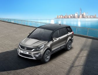2019 Tata Hexa with additional features launched!