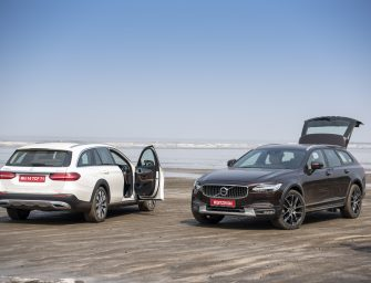 Volvo V90 Cross Country vs Mercedes Benz E-Class All Terrain: A New Culture