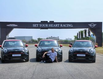 The MINI John Cooper Works Hatch launched in India at Rs. 43.5 lac