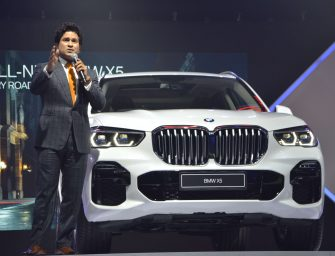 All-new BMW X5 launched in India